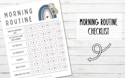 Morning Routine Tracker