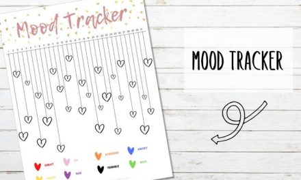 Free Printable Mood Tracker